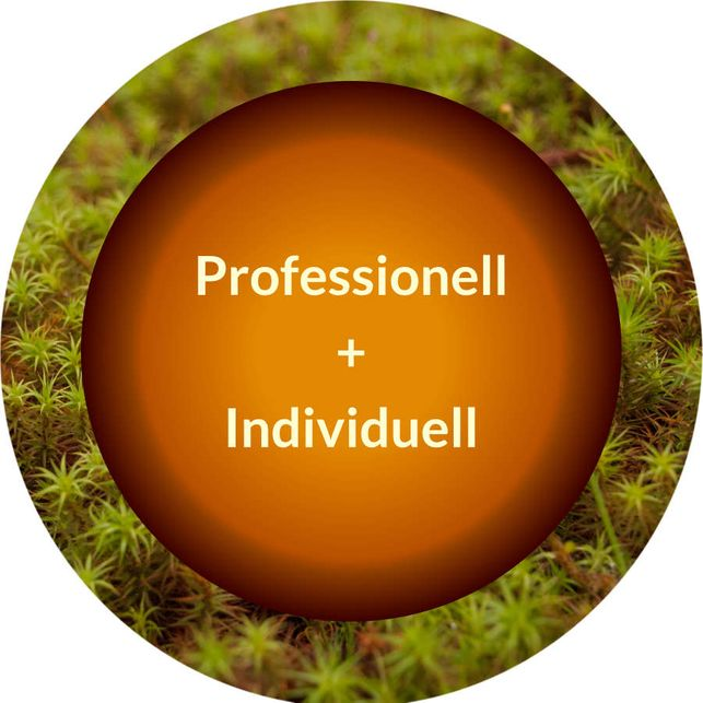 Professionell + Individuell
